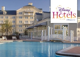 Disney's New Port Bay Club